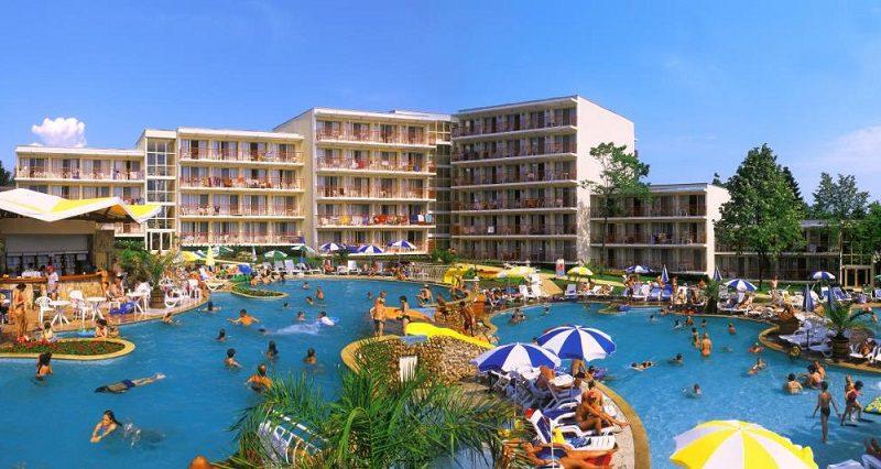 Albena-Hotel Vita Park 1