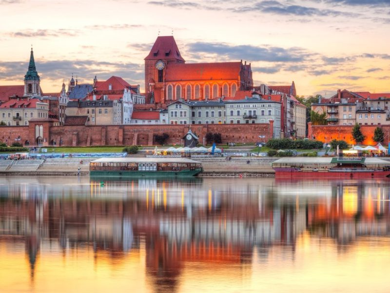 Toruń i Malbork 2