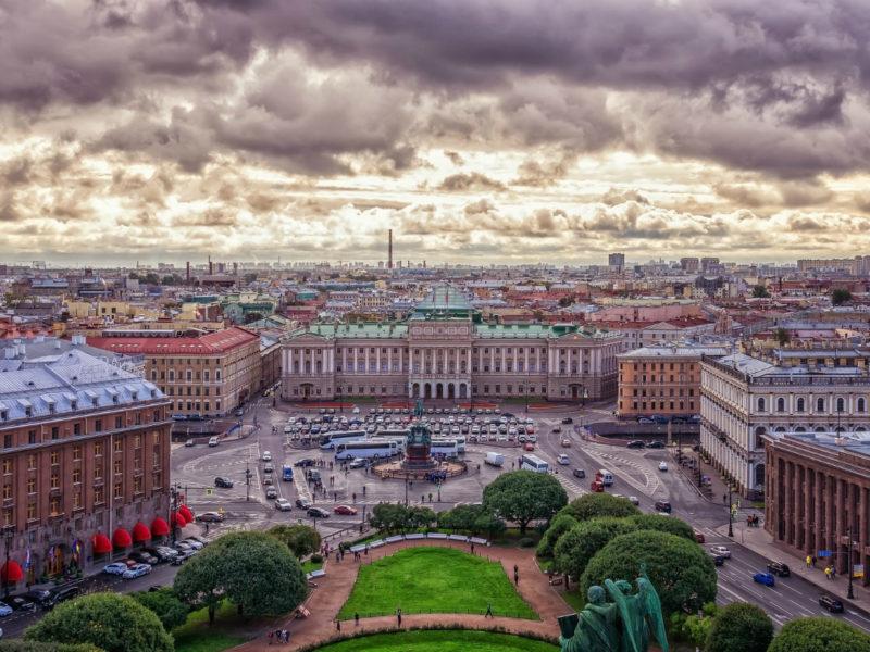 Petersburg 1
