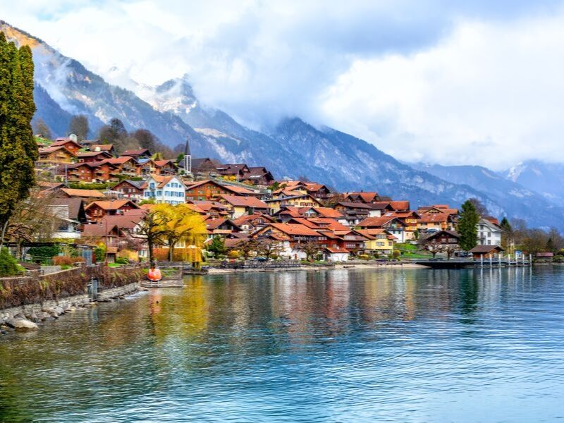 Szwajcaria z Wyspą Kwiatów Mainau 1