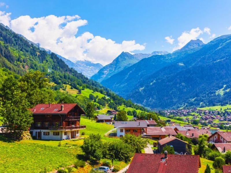 Szwajcaria z Wyspą Kwiatów Mainau 2