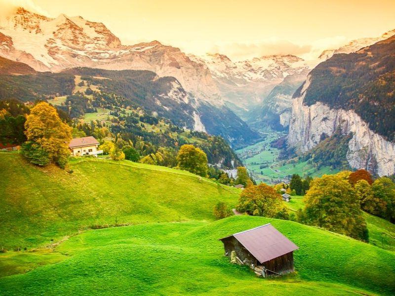Szwajcaria z Wyspą Kwiatów Mainau 3
