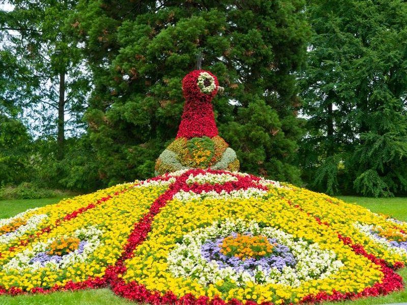 Szwajcaria z Wyspą Kwiatów Mainau 5