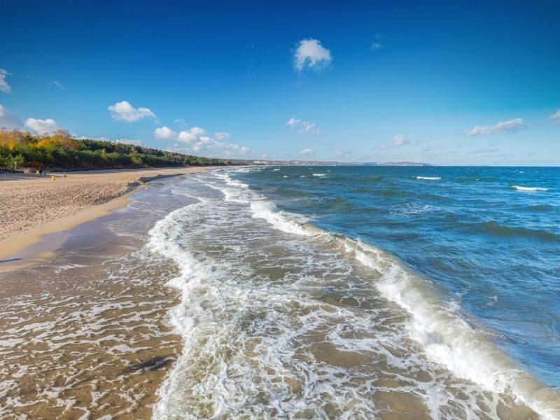 Weekend na morzu 2