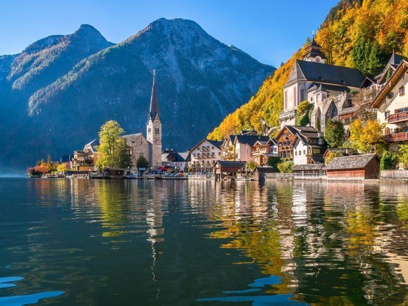 Austria, Szwajcaria 2