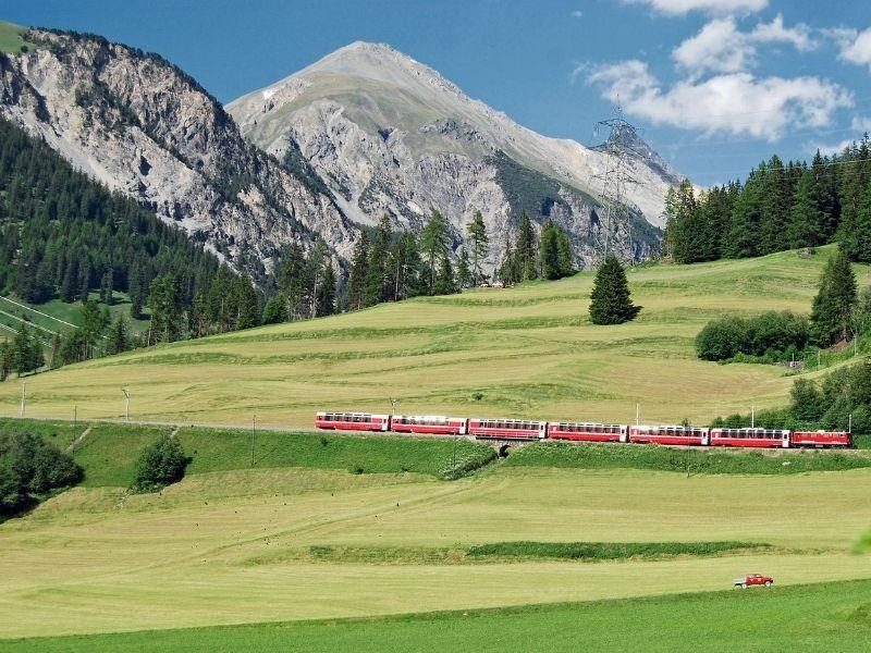 Austria, Szwajcaria 4