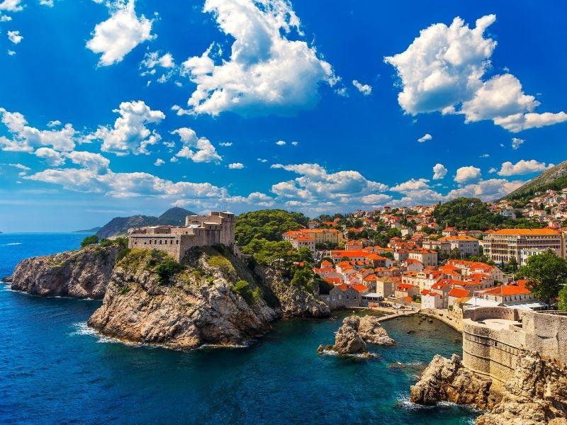 Chorwacja – Dalmacja Środkowa 1