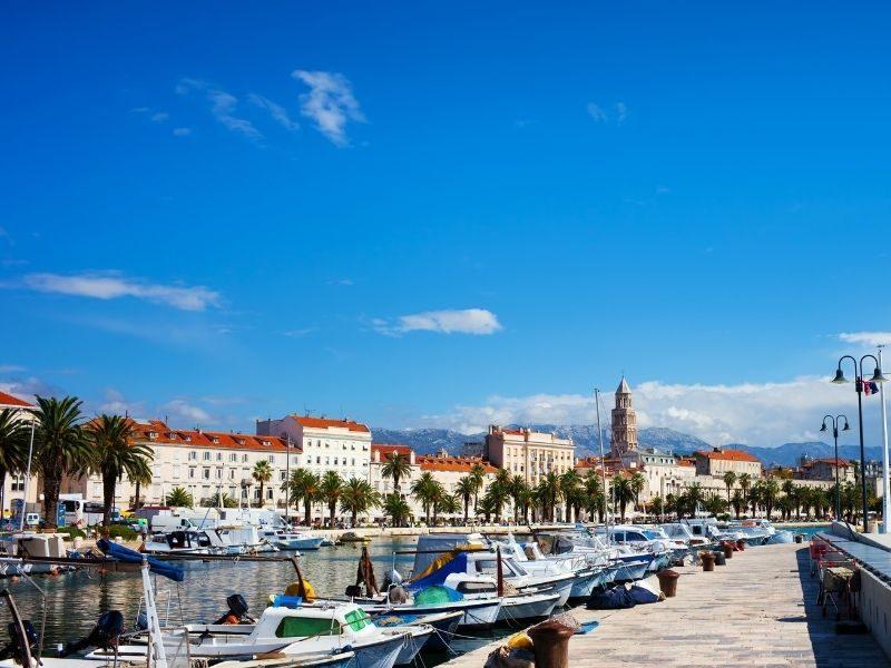 Chorwacja – Dalmacja Środkowa 3