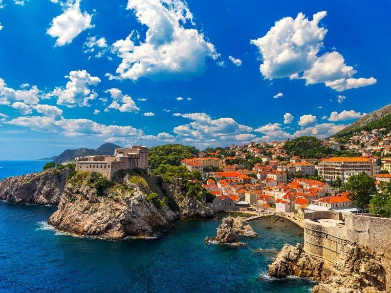 Chorwacja Villa Malo More 1