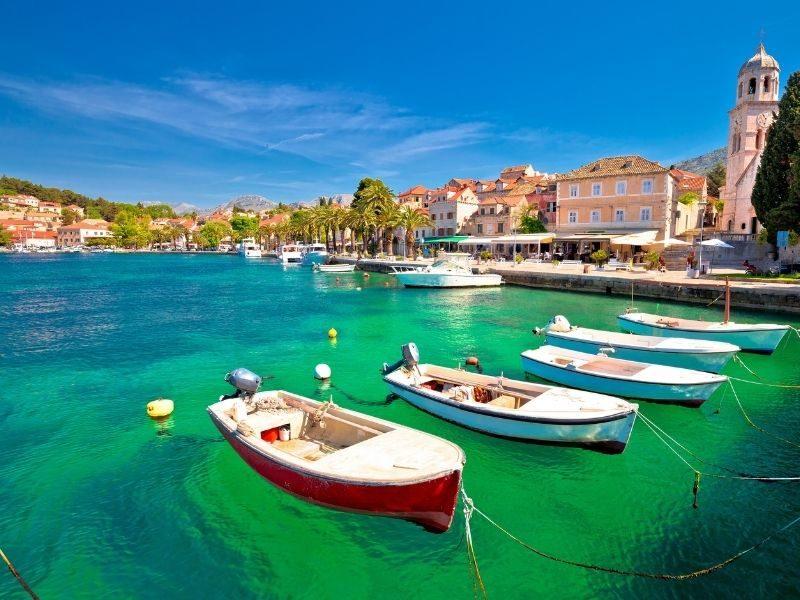 Chorwacja Villa Malo More 2