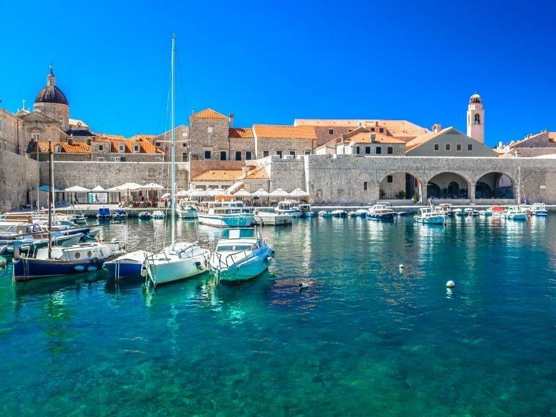 Chorwacja Villa Malo More 3